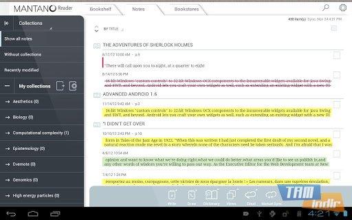 Mantano Ebook Reader Premium Ekran Görüntüleri - 6