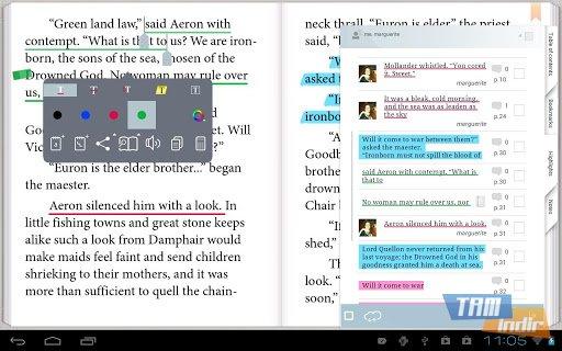 Mantano Ebook Reader Premium Ekran Görüntüleri - 5