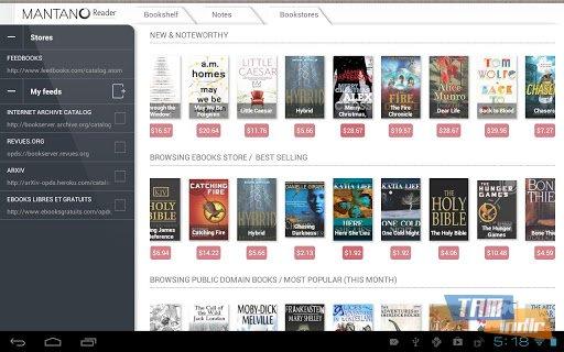 Mantano Ebook Reader Premium Ekran Görüntüleri - 4