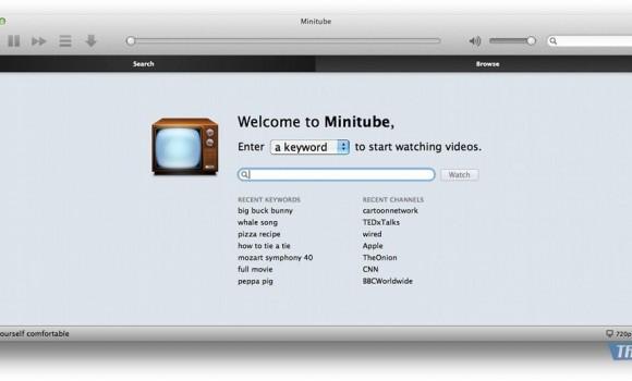 Minitube Ekran Görüntüleri - 4