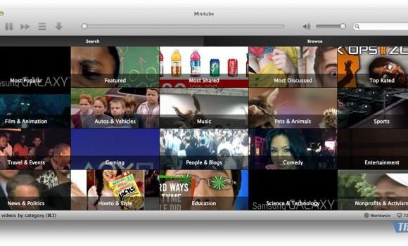 Minitube Ekran Görüntüleri - 3