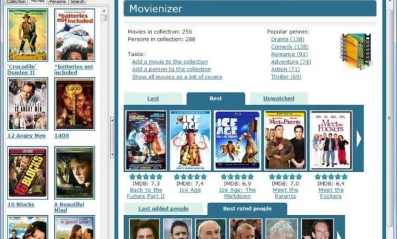 Movienizer Ekran Görüntüleri - 1