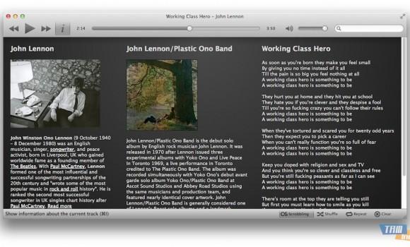 Musique Ekran Görüntüleri - 2
