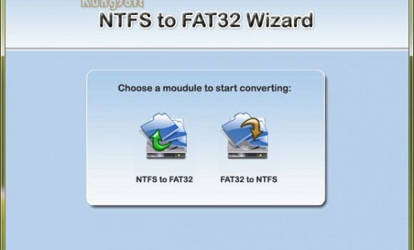 NTFS to FAT32 Wizard Unlimited Version Ekran Görüntüleri - 2