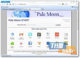 Pale Moon Browser Ekran Görüntüleri - 2