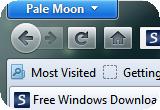 Pale Moon Browser Ekran Görüntüleri - 1