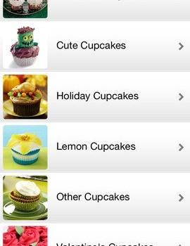 Party Cupcake Recipes Ekran Görüntüleri - 8