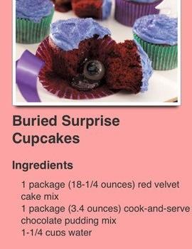 Party Cupcake Recipes Ekran Görüntüleri - 7