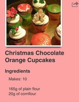 Party Cupcake Recipes Ekran Görüntüleri - 6