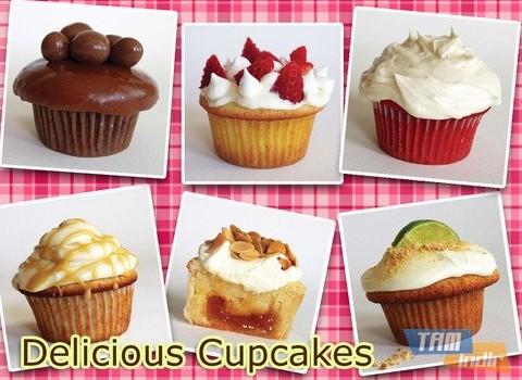 Party Cupcake Recipes Ekran Görüntüleri - 4