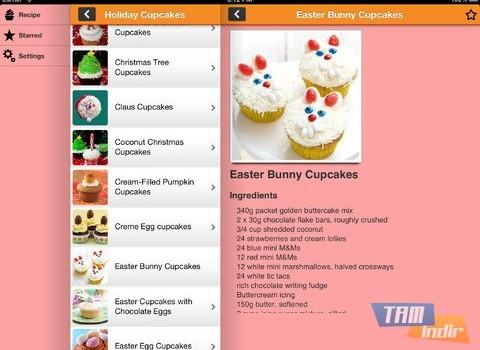 Party Cupcake Recipes Ekran Görüntüleri - 3