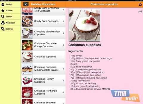 Party Cupcake Recipes Ekran Görüntüleri - 2