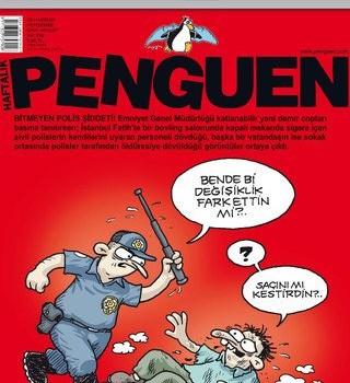Penguen Dergisi Ekran Görüntüleri - 8