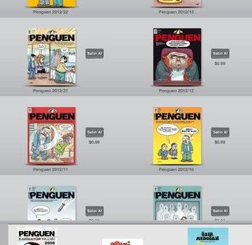 Penguen Dergisi Ekran Görüntüleri - 5