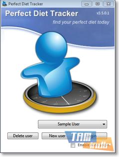 Perfect Diet Tracker Ekran Görüntüleri - 1