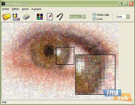 PhotoMosaique Ekran Görüntüleri - 2