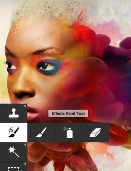 Photoshop Touch for phone Ekran Görüntüleri - 3