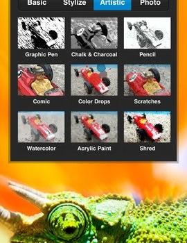 Photoshop Touch for phone Ekran Görüntüleri - 2