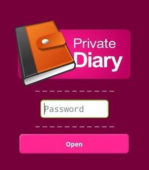 Private DIARY Ekran Görüntüleri - 2