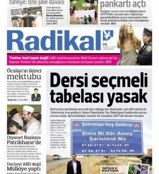 Radikal EGazete Ekran Görüntüleri - 2
