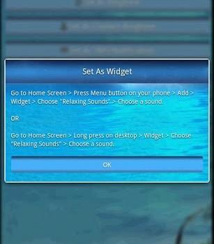 Rahatlatıcı sesler Ekran Görüntüleri - 2