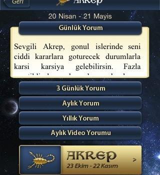 Rezan Kiraz Astroloji Ekran Görüntüleri - 3