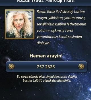Rezan Kiraz Astroloji Ekran Görüntüleri - 5