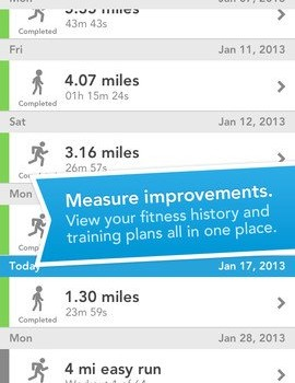 RunKeeper - GPS Track Running Walking Cycling Ekran Görüntüleri - 3