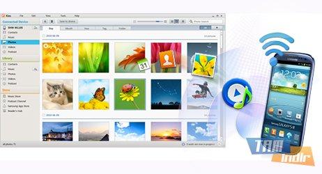 SAMSUNG Kies Ekran Görüntüleri - 2