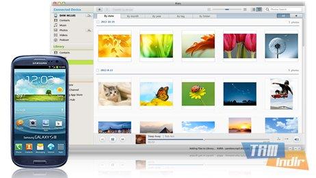 SAMSUNG Kies Ekran Görüntüleri - 3
