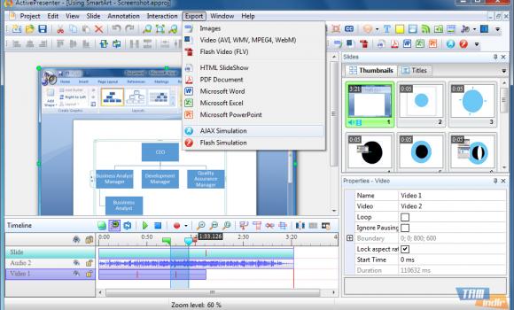 ActivePresenter Ekran Görüntüleri - 7