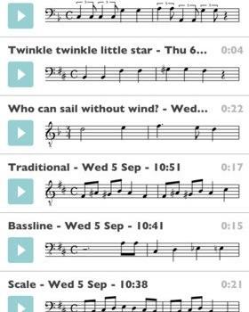 ScoreCleaner Notes Ekran Görüntüleri - 3