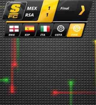 ScoreMobile FC Ekran Görüntüleri - 1