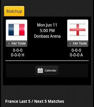 ScoreMobile FC Ekran Görüntüleri - 3
