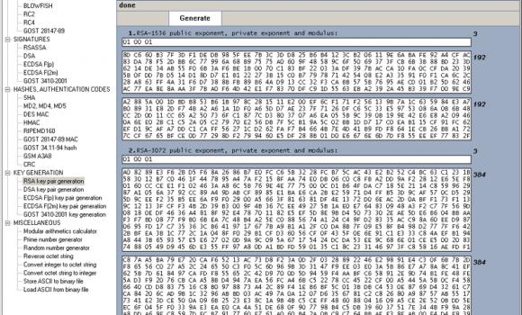 SCV Cryptomanager Ekran Görüntüleri - 3