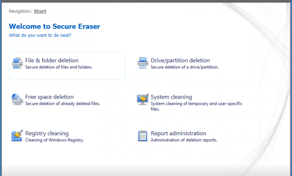 Secure Eraser Ekran Görüntüleri - 5