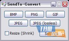 SendTo-Convert Ekran Görüntüleri - 2
