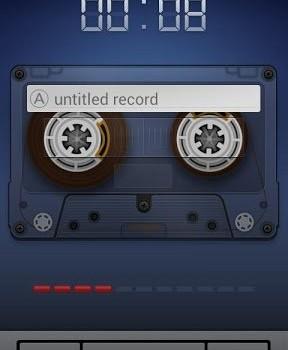 Ses Kaydedici Ekran Görüntüleri - 5