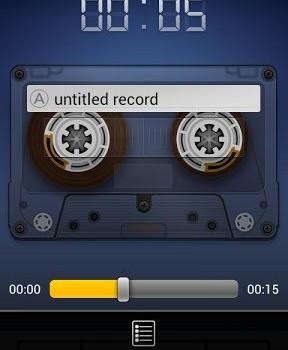 Ses Kaydedici Ekran Görüntüleri - 4