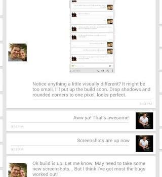 Sliding Messaging Ekran Görüntüleri - 7
