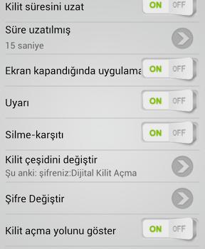 Süper uygulama kilit Ekran Görüntüleri - 5