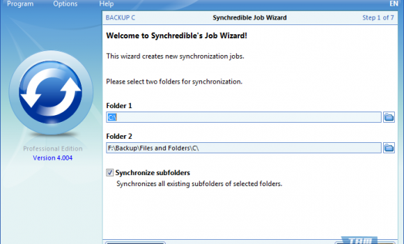 Synchredible Ekran Görüntüleri - 7