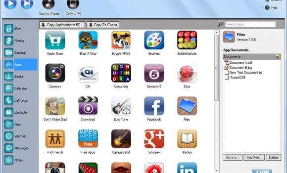 TouchCopy Ekran Görüntüleri - 2
