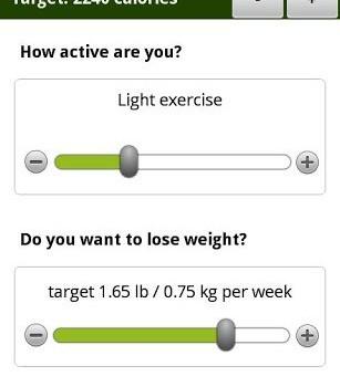 Tracker2Go Free - Calorie Coun Ekran Görüntüleri - 2