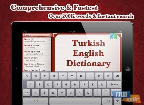 Turkish English Dictionary Free Ekran Görüntüleri - 6
