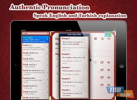 Turkish English Dictionary Free Ekran Görüntüleri - 7