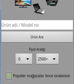 Ucuz Fiyat Ara Ekran Görüntüleri - 5