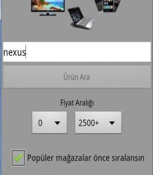 Ucuz Fiyat Ara Ekran Görüntüleri - 4
