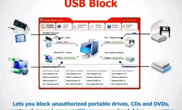 USB Block Ekran Görüntüleri - 2