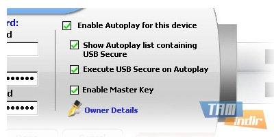 USB Secure Ekran Görüntüleri - 3